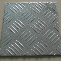 Quality Tread Aluminum Sheet 5 Small Bar 1050 H244 Paper Interleave Aluminum Checkered Plate for sale