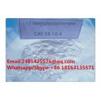 Buy cheap High Purity Pharmaceutical Grade Muscle Groeth Steroids 17-Methyltestosterone from wholesalers