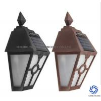 Quality 10 Lumen Solar Powered LED Wall Light , Wall Mounted Solar Lights Outdoor for sale