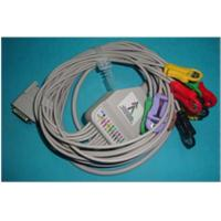 Quality new VETERINARY ECG CABLE 5 LEADS for sale