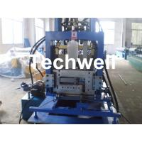 Quality Steel CZ Shaped Purlin Roll Forming Machine with 16 Main Rollers Forming Stations for CZ Purlin Sheet for sale
