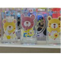 Quality Cartoon Glass Cup (JD15) for sale