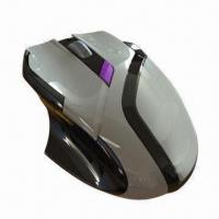 Quality 2.4GHz Ergonomic USB Wireless Optical Mouse, Available in Various Colors for sale
