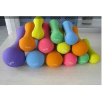 Quality colorful bone neoprene dumbbell from 1kg2 kg 1.5 lbs 3 kg for women home use dumbell for sale