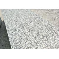 Buy cheap Cheapest Chinese Pearl White Grey granite ,White Granite tiles,Step,Slab on from wholesalers