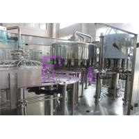 Quality Full Auto Mineral Water Filling Machine 8000 Bottles Per Hour Speed for sale