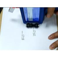 China Industrial Glass Expiry Date Bottle Coding Machine , Automatic Ink Marking Machine on sale