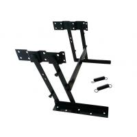 China Black lift up coffee table mechanism table furniture hardware coffee lifting mechanism on sale
