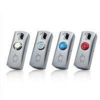 Quality DC 36V / 3A Access Control Exit Button , Door Access Push Button WIth Case for sale
