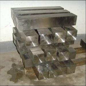 ASTM B348 Gr5 titanium square rod high-purity Ti square titanium bar