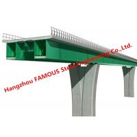 Buy cheap Q460 Structural Modular Steel Box Girder Bridge with Fast Installation from wholesalers