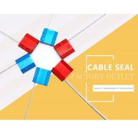 YTCS 007 Adjustable Length Cable Wire Seals for Shipping Containers