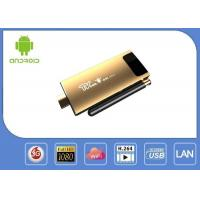China Chinese M4A 3GPP RK3288 Android Smart IPTV Box  / Smart TV Hdmi Dongle on sale