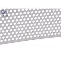 Costom 3003 Aluminum Perforated Metal Acoustical Panels Mesh Layer for Car