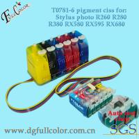 China Customized Epson Stylus 1400 printer Continuous Ink Supply System CISS on sale