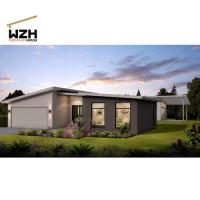 Quality Light Steel Villa Building for sale