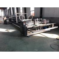 Quality High Speed Automatic Flexo Folder Gluer Machine Corrugated Box Making Machines for sale