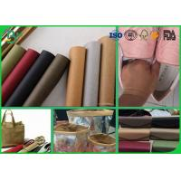 Quality Eco Friendly Muti Color Kraft Liner Paper 150cm - 0.55mm Washable For DIY Crafts for sale