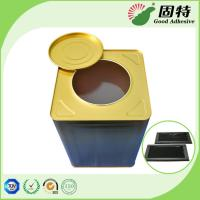 China Synthetic Polymer Resin Transparent Hot Melt Glue For Plastic Rat Glue Trap Blister on sale