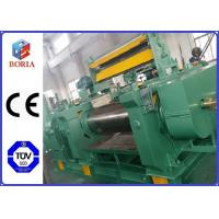 Quality Rubber Open Mixer Rubber Processing Machine 35-60 Kg Per Time Feeding Capacity for sale