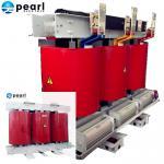 Quality HV Test Step Up Three Phase Transformer Inflaming Retarding 33kV - 1000 KVA for sale