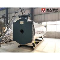 China 1400kW Thermal Oil Heater Boiler For Plywood Rubber Oil Refinery Industry on sale