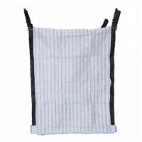 Quality 100% PP Woven Industrial Mesh Bags Custom Size / Full Open Top Available for sale