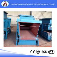 Quality Professional Armored Belt Feeder for coal mine for sale