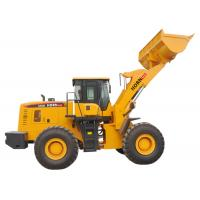 China Construction Machinery Stone Bucket Wheel Loader 655GWith 5000kg Rated Load on sale