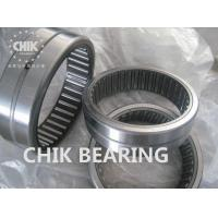 Quality Entity Bushed Needle Roller Bearings 5mm ~ 500mm NK, NKI, NA, RNA series for sale