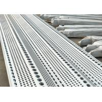 China Dust Protection Perforated Metal Mesh Electrostatic Powder Coating Windscreen Net on sale
