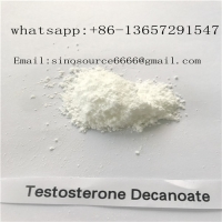 Quality Testosterone Decanoate Local Anaesthesia Drugs Muscle Building Steroids CAS 5721-91-5 for sale