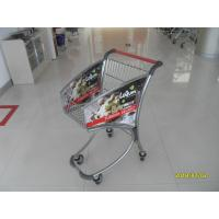 Quality Q195 Low Carbon Steel Market Shopping Trolley  Used In Airport  Free Duty for sale