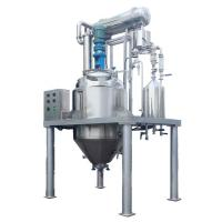 Quality Sus Hemp Oil Molecular Distillation System CBD Oil Extraction Equipment for sale