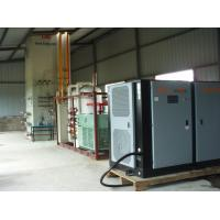 Quality Skid Mounted Industrial Oxygen Gas Plant Cryogenic Separation Unit 100 m3/hour for sale