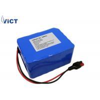 Quality High Power 24 Volt Lawn Mower Battery IP 56 Size 130 X 105 X 68mm CE Certified for sale