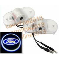 Quality 3D LED door logo projector light for Ford S-MAX mondeo for sale