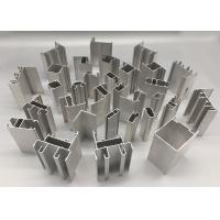 Quality Professional Extruded Aluminum Profiles For Kitchen Cabinet Door Frame for sale
