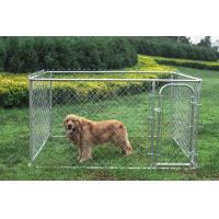 Quality Outdoor Large Metal Chain Link Dog Cat Kennel Run Pet Accessories for sale