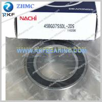 Quality Auto Compressor Deep Groove Ball Bearing NACHI 45BG07S5DL-2DS for sale