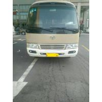 Quality 28 Seats Diesel Coaster Used Toyota Bus / 2010 Year Used Passenger Bus for sale