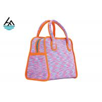 Quality Fashion Large Durable Built Neoprene Tote Bag With Handle Easy Carry for sale