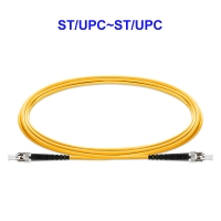 Buy cheap ST UPC ST UPC Optical Jumper Cord , 1 Core Single Mode Fiber Jumpers from wholesalers