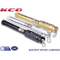 Quality 50mW VFL Visual Fault Locator Fiber Optic Tools Red Laser Pen KCO-VFL-50 for sale