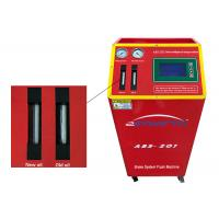 Quality Red Auto Brake Bleeding Machine Most Sludge Impurities Filtered Light Weight for sale
