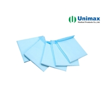 Quality Bed Protection Non Woven 75x90cm Disposable Bed Underpads for sale