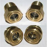 Quality Oil level sight glass,male thread sight window,sight gauge for sale