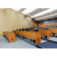 Quality Sound Absorbing Conferance Room / Office Acoustic Partition Walls 85mm Thickness for sale