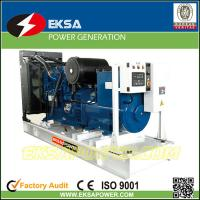 China 10kva~250kva Original UK Perkins Open Type Diesel Generators on sale