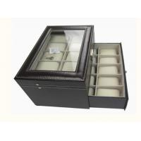Quality double layer watch box watch display watch pillow 20 watches for sale